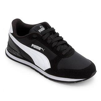 344e00be292 Tênis Infantil Puma St Runner V2 Nl Jr
