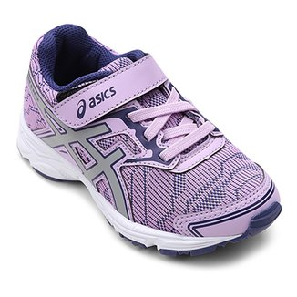 Tênis Infantil Asics Hide And Seek Ps Feminino af52602f38654