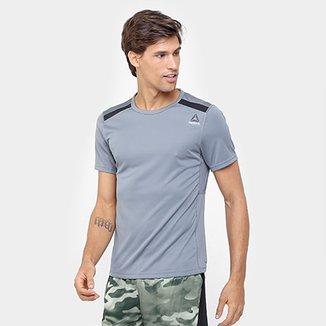 64f4251206 Camiseta Reebok Workout Tech Masculina