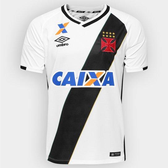 Camisa Vasco II 16 17 s nº - Torcedor Umbro Masculina - Compre Agora ... ff45c16610ca1