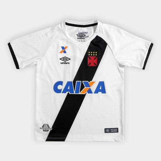 Camisa Vasco Infantil II 17 18 nº 10 - Torcedor Umbro - Compre Agora ... c29d8efe8ab5a