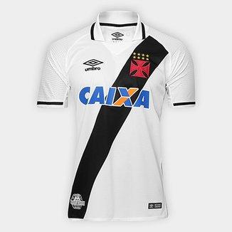 6be18c753eedf Camisa Vasco II 17 18 s n° Torcedor Umbro Masculina