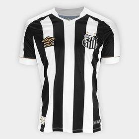 Camisa Santos I 18 19 n° 10 Gabriel - Torcedor Umbro Masculina ... 05c24ff890207