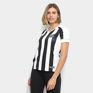 9c266f4f9 Camisa Santos II 2018 s n° - Torcedor Umbro Feminina