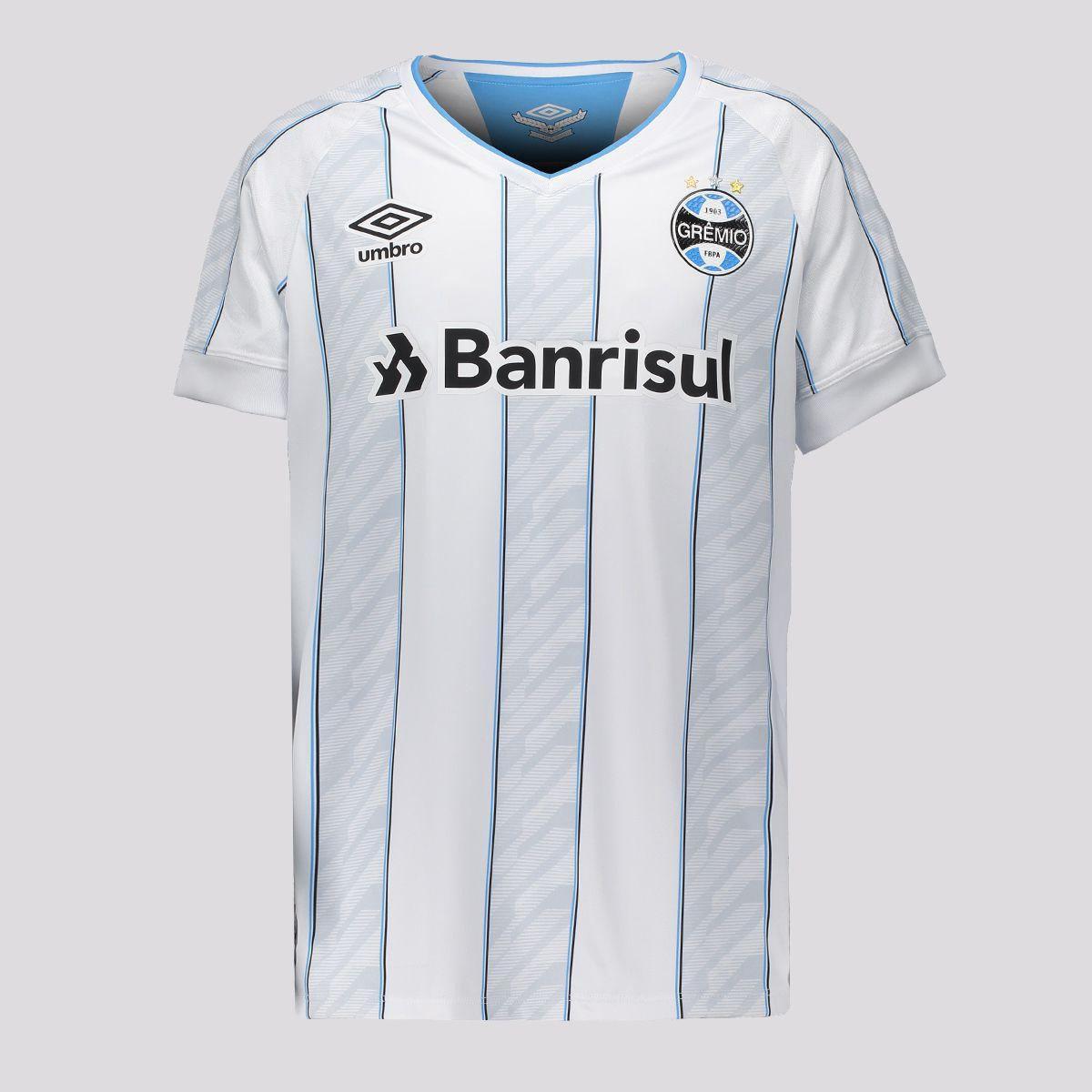 Camisa Grêmio Juvenil II 20/21 s/n° Torcedor Umbro