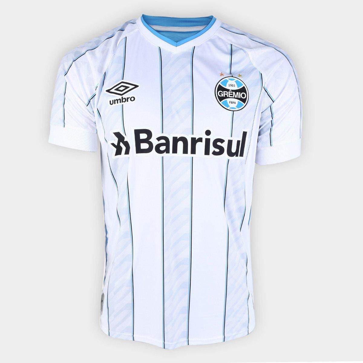 Camisa Grêmio II 20/21 s/n° Torcedor Umbro Masculina