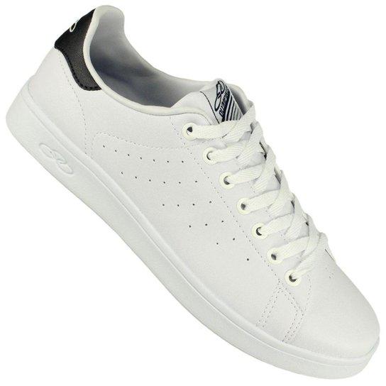 dc8f0fc8f5c Tênis Olympikus Only 326 - Branco e Preto - Compre Agora