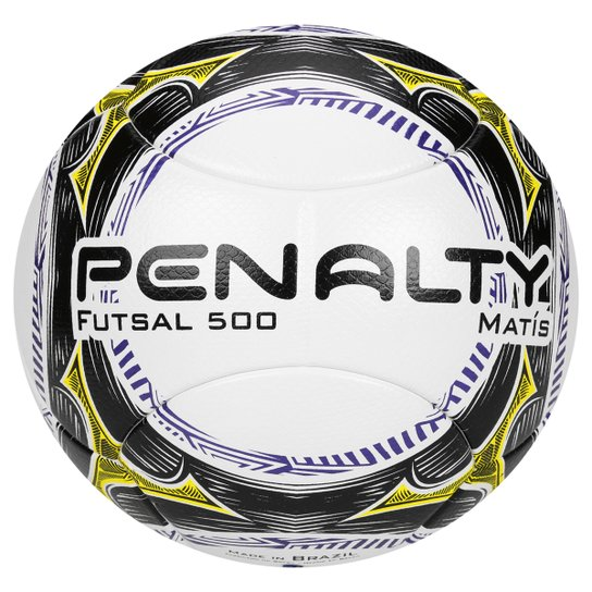 9bca4a897ee2e Bola Futsal Penalty Futebol Matis 500 Ultra Fusion VI - Compre Agora ...