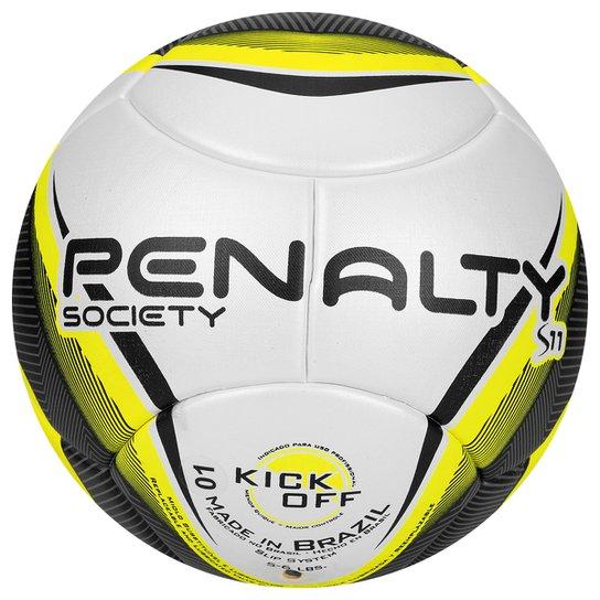 c376cbe8d6 Bola Futebol Society Penalty S11 R3 Ultra Fusion 6 - Compre Agora ...