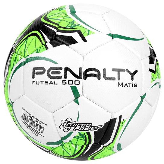 Bola Futsal Penalty Matis 500 Com Costura à Mão 7 - Compre Agora ... 29730721efe16