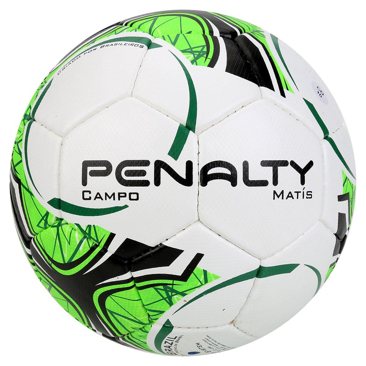 Bola Futebol Campo Penalty Matis Com Costura à Mão 7  3e4ebeb1fc5fc