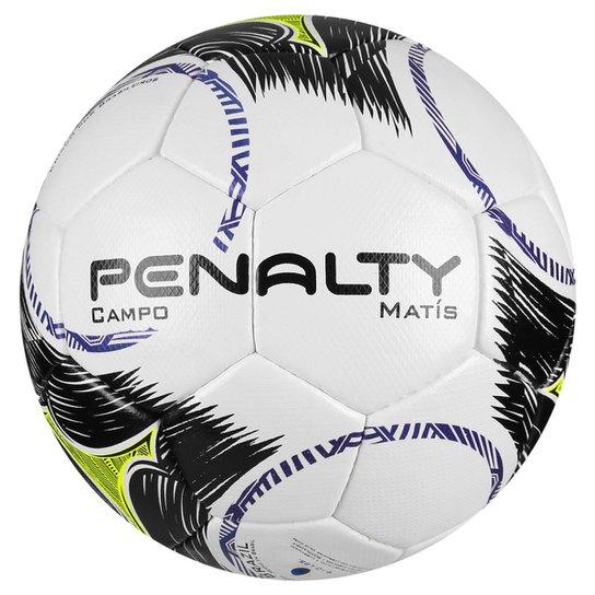 ea3ca9ed6f Bola Futebol Campo Penalty Matis Com Costura à Mão 6 - Compre Agora ...