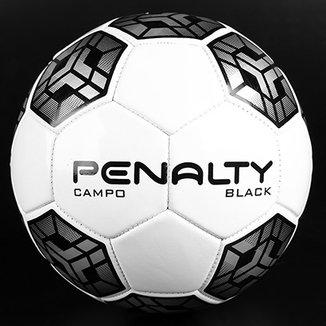 3292824a8d Bola Futebol Campo Penalty Black - Edição Limitada