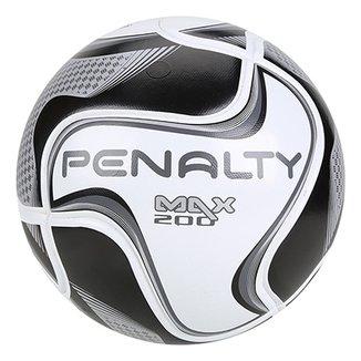 d042a71618 Bola de Futsal Penalty Max 200 All Black - Edição Limitada