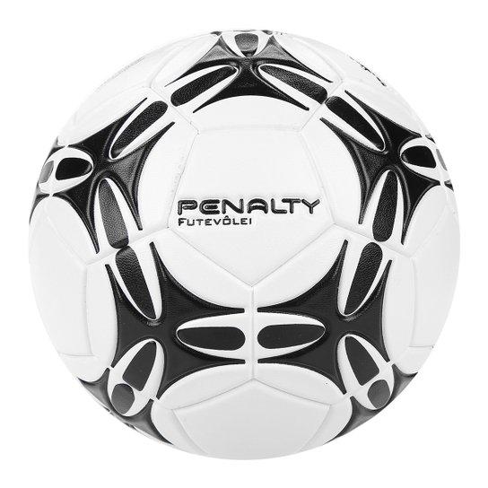 Bola de Futevolei Penalty Pro VIII - Branco e Preto - Compre Agora ... e5dcc02625eb8