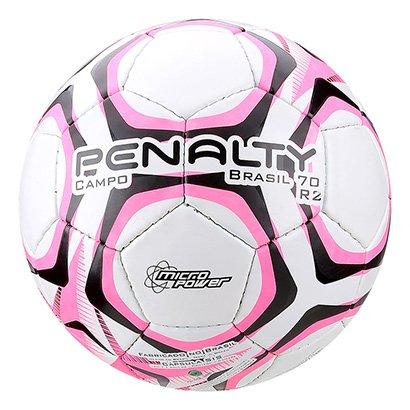Bola de Futebol Campo Penalty Brasil 70 R2 LX