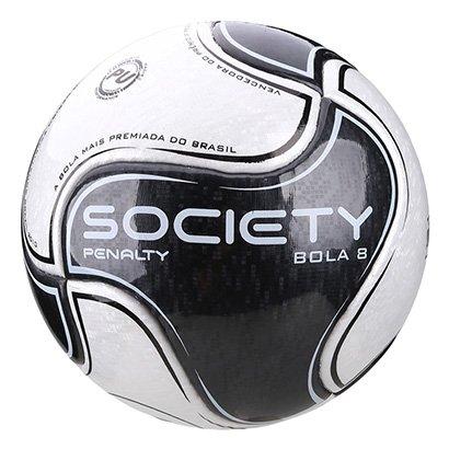 Bola de Futebol Society Penalty 8 IX