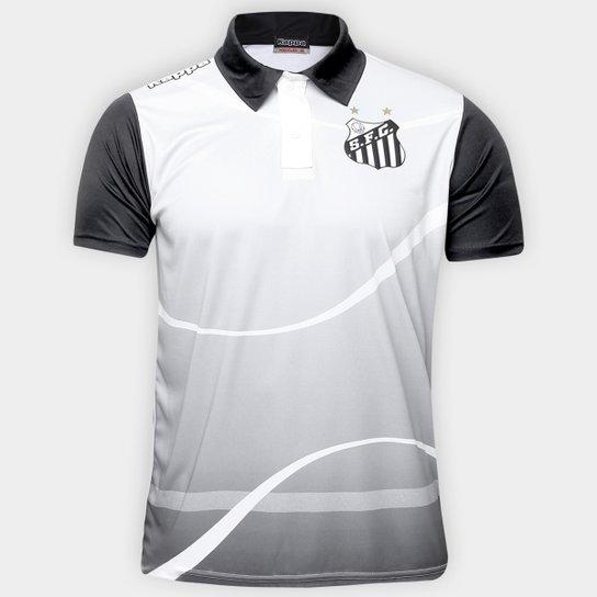 Camisa Polo Santos Zito 17 Masculina - Compre Agora  5e0ba1229e7b9