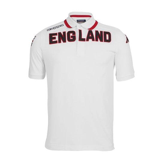 15d36cb89e2a8 Polo Kappa Eroi Inglaterra - Compre Agora