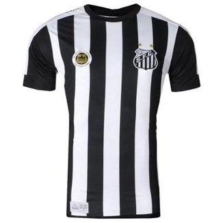 e294f6559c Camisa Santos Jogo II Torcedor 2017 Kappa Masculina