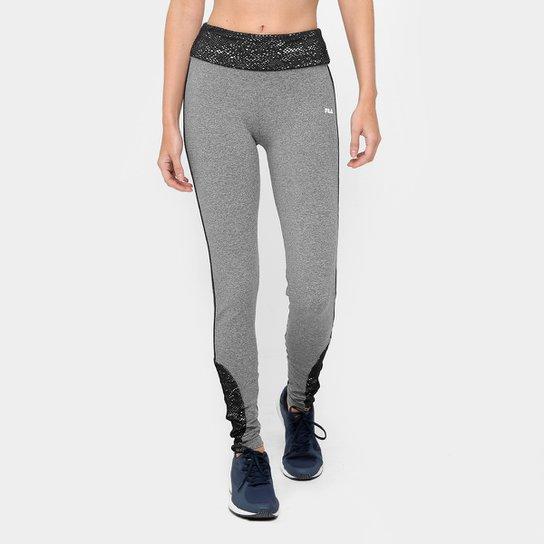 55a7f13285b Calça Legging Fila Draft Feminina - Compre Agora