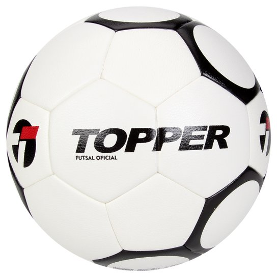 Bola Futsal Topper 90S - Compre Agora  4065bb8059c2a