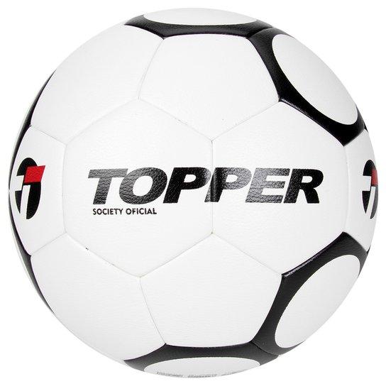 Bola Futebol Topper 90S Society - Compre Agora  a525d6d026dd3