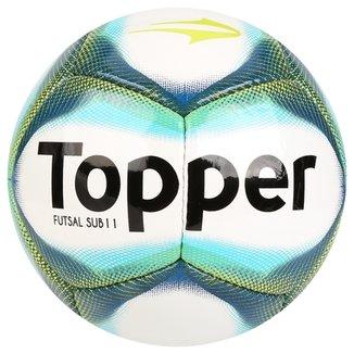 Bola Futebol Topper Sub11 Futsal 1d70f529f2489