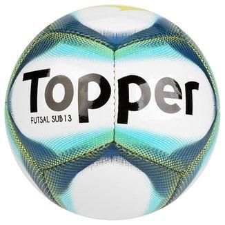 Bola Futebol Topper Sub13 Futsal 8d84d91e3a9d0
