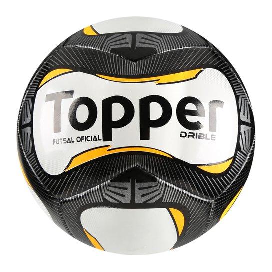 Bola Futsal Topper Drible - Compre Agora  4b3638bb04ed7