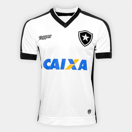 a54180df2b Camisa Botafogo III 17 18 s n° - Torcedor Topper Masculina - Compre ...