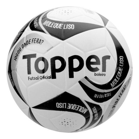 Bola Futsal Topper Boleiro - Compre Agora  0c0be356218e4
