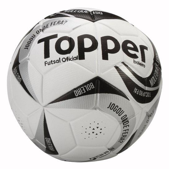 Bola Topper Futsal Boleiro - Compre Agora  1fe8bc1d88091