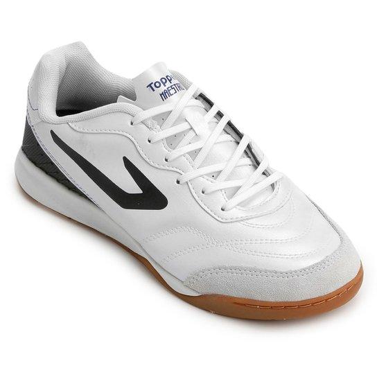 7134c62b13 Chuteira Futsal Topper Maestro TD - Compre Agora