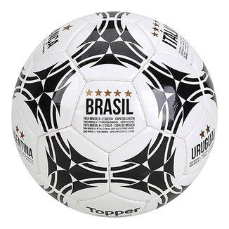 a76ad3deceda2 Bola de Futebol Campo Topper Campeões do Mundo