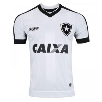629cd8234e Camisa Topper Botafogo III 2017 Masculina