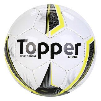34aaf9b96be30 Bola Futebol Society Topper Strike IX