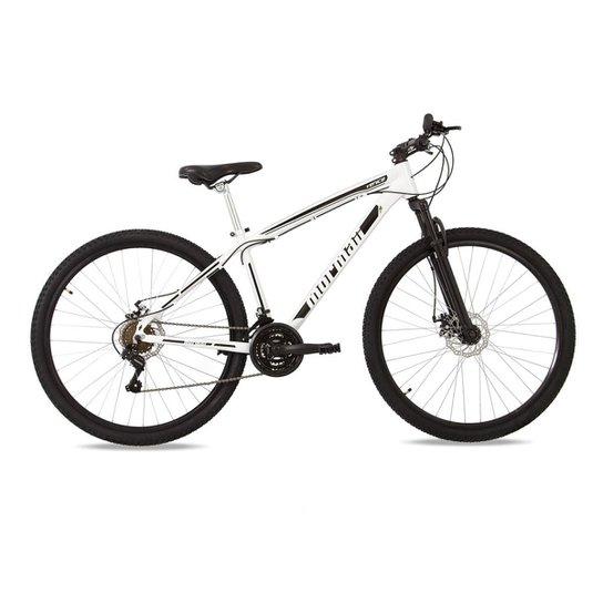 e6247f527 Bicicleta Aro 29 Mtb Q19 Em Alumínio 21V Shimano Freio A Disco Suspensão  Venice Mormaii -