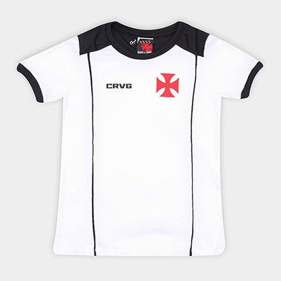 Camiseta do Vasco Infantil Slide