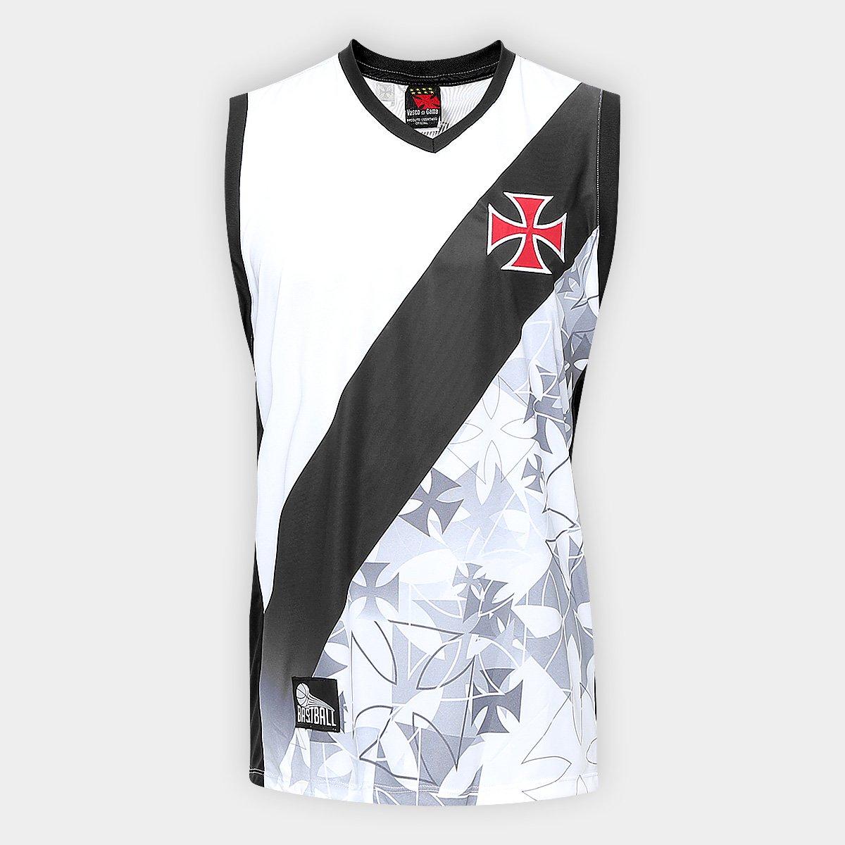 13994a0545 Camiseta Regata Vasco Hoop Masculina