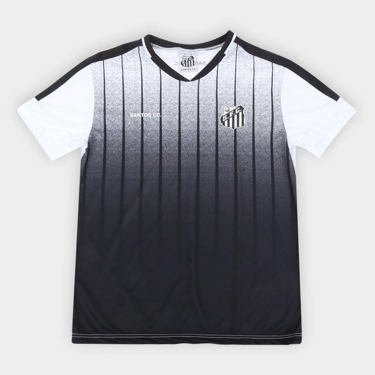 Camiseta Infantil Santos Strike