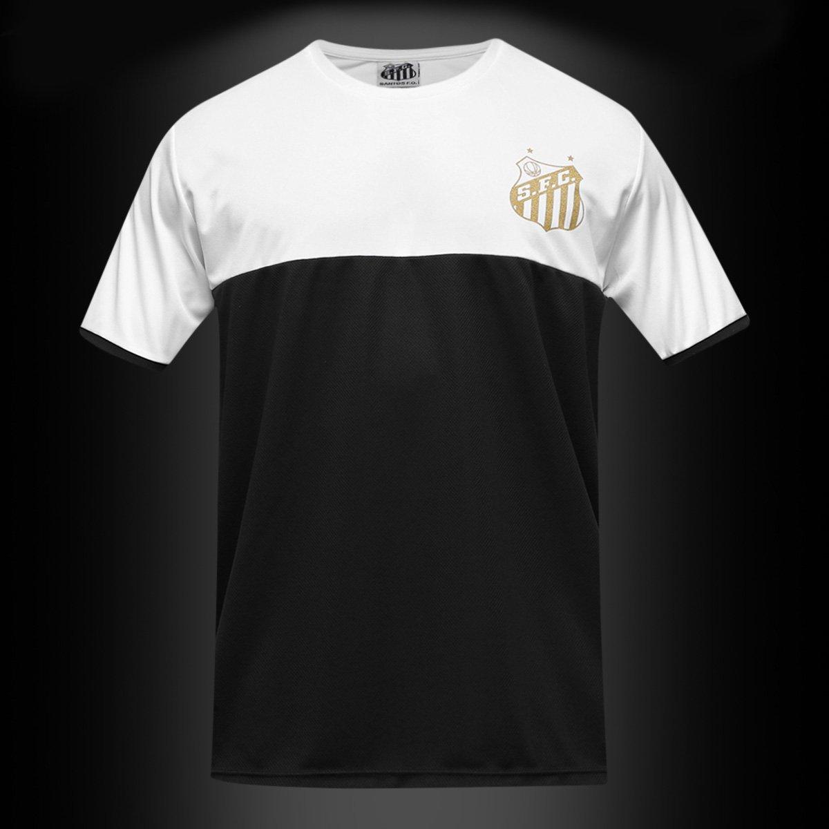 Camisa Santos Gold Masculina