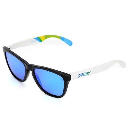 46deb176091a3 Óculos Oakley Frogskins - Compre Agora   Netshoes