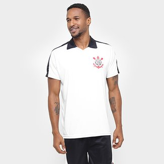 98c93aff71 Camisa Polo Corinthians Rey Masculina