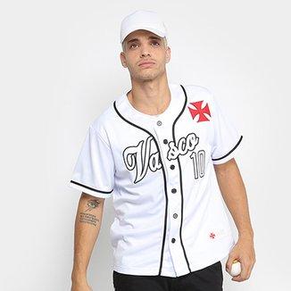 0bcaa7476e Camisa Vasco Baseball Masculina