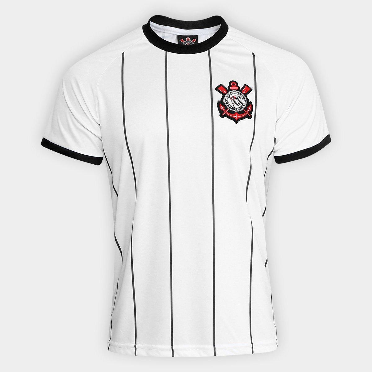 Camisa Corinthians Fenomenal - Edição Limitada Torcedor C Patch ... f5acb8707a000