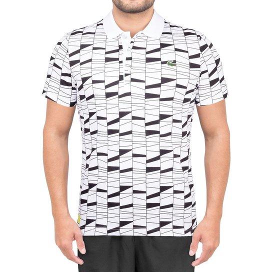 6eb795cc70e Camisa Polo Lacoste Fancy Tennis - Compre Agora