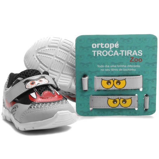 51d3a18d0 Tênis Ortopé Baby Troca Tiras - Compre Agora
