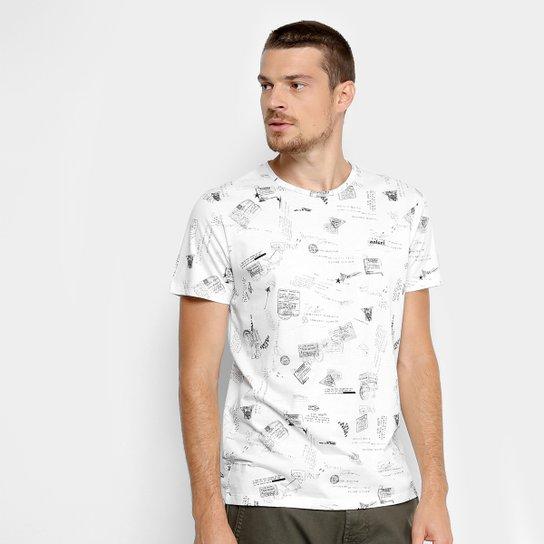 04b0bcf83d Camiseta Manga Curta Colcci Estampada Masculina - Compre Agora ...