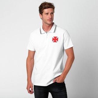 Camisa Polo Vasco Raça e Tradição 7a15a493f1b0a